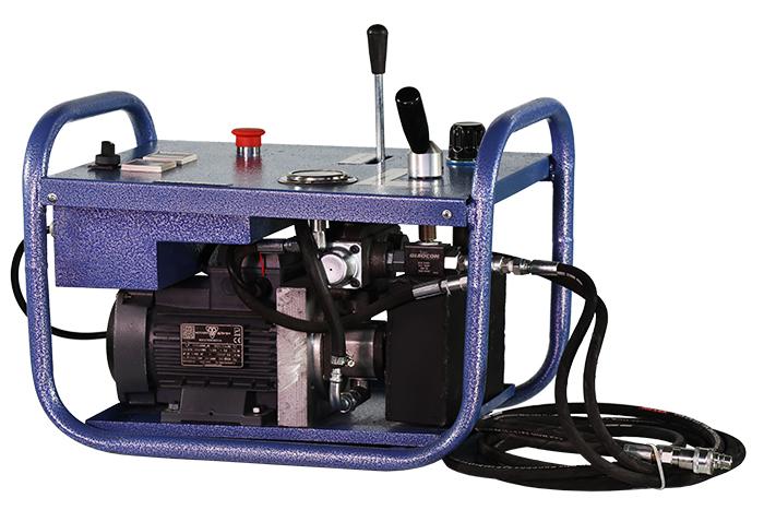 دستگاه پاور هیدرولیک