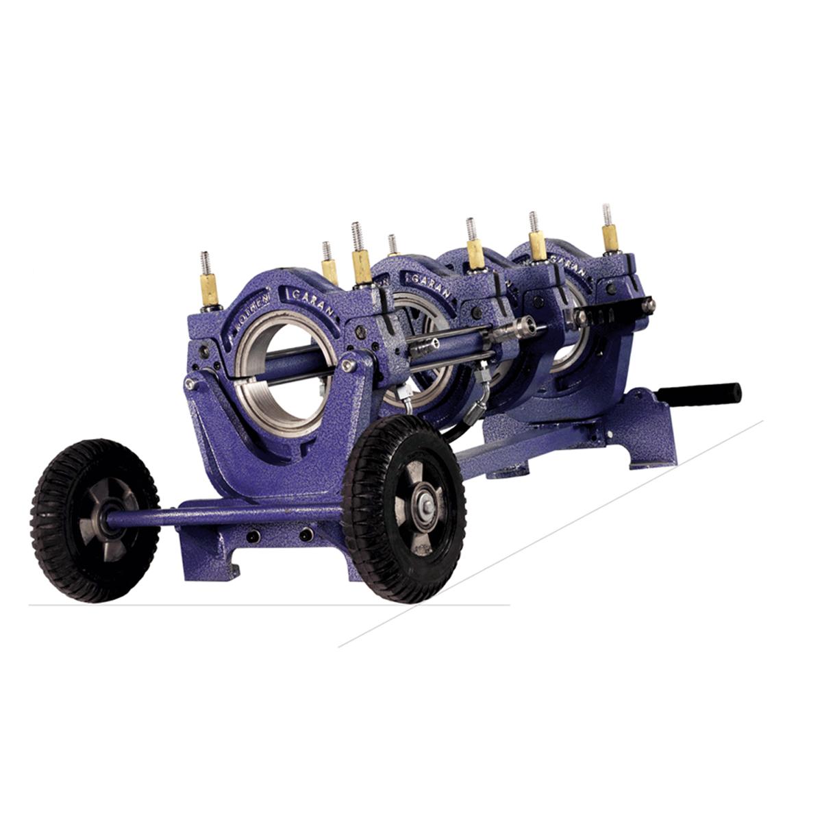 دستگاه جوش پلی اتیلن تمام هیدرولیک 160