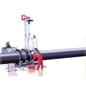 دستگاه جوش پلی اتیلن تمام هیدرولیک 1600