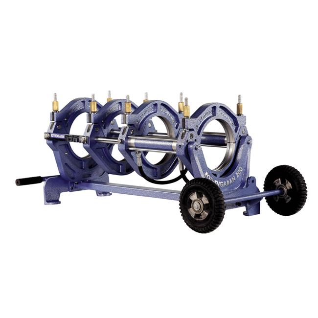 دستگاه جوش پلی اتیلن تمام هیدرولیک 200