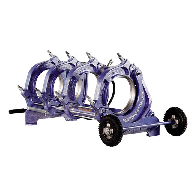 دستگاه جوش پلی اتیلن تمام هیدرولیک 250