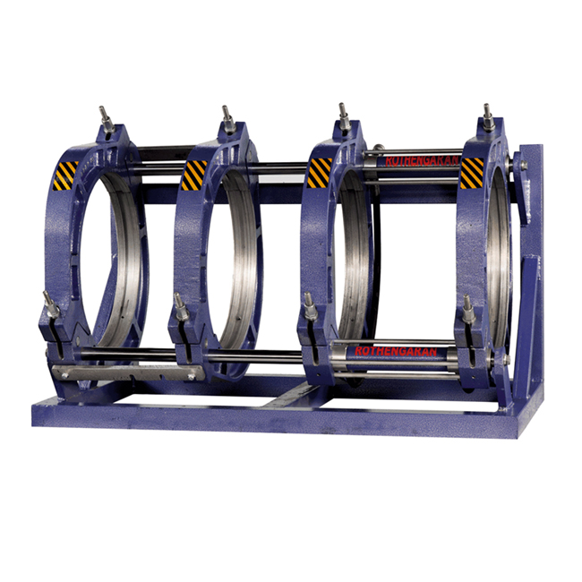 دستگاه جوش پلی اتیلن تمام هیدرولیک 400