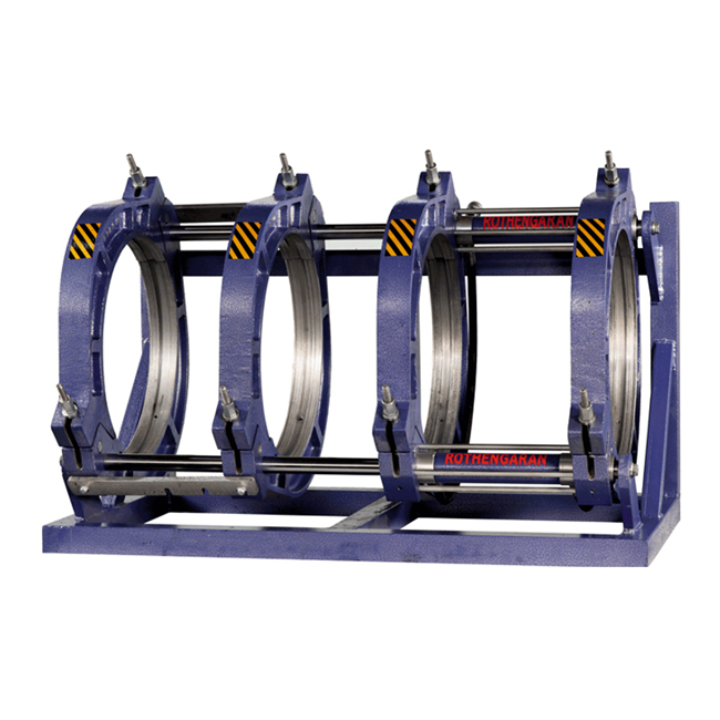 دستگاه جوش پلی اتیلن تمام هیدرولیک 500